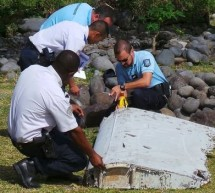 MH370 search debris found on Reunion Island