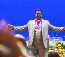 Agyinasare condemns church splits