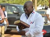 Seek face of God: Pastor to Akufo-Addo
