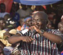 Bawumia starts northern tour