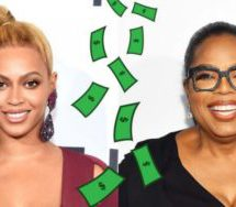Beyoncé and Oprah land on Forbes's richest self-made women list