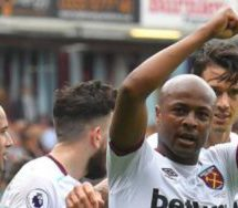 Ayew earns West Ham victory on final day