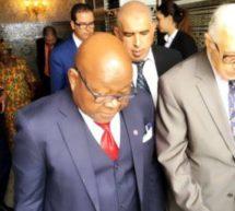 Speaker leads delegation to Morocco