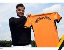 Wolves sign Ghana defender Phil Ofosu-Ayeh
