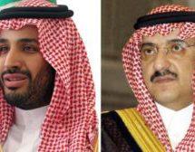 Saudi king ousts nephew for son