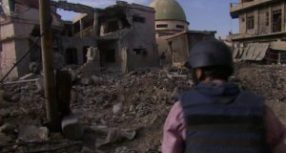 Mosul mosque ruin's 'shows IS defeat'