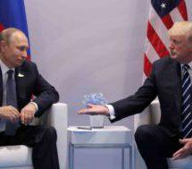 Trump and Putin held undisclosed talks