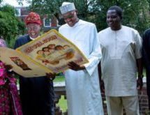 Nigeria's Buhari feels ready to go home