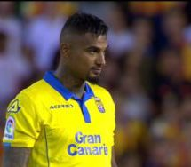 Boateng terminates contract with Las Palmas