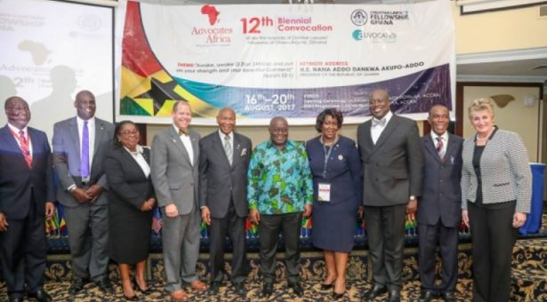 I'll build a prosperous Ghana – Akufo-Addo