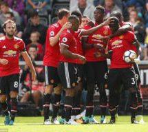 Mourinho praise United after Swansea humiliation