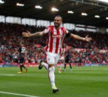 Jese scores as Stoke defeat Arsenal
