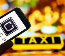 Uber operating illegally – Taxi drivers