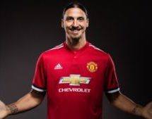 Zlatan to wear no.10 shirt after new United deal