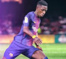 Barca sign Ousmane Dembele for £96m