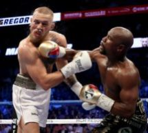 Mayweather beats McGregor with 10th-round stoppage