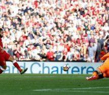 Free-flowing Liverpool put four past lacklustre Arsenal
