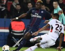 Tottenham sign Serge Aurier from PSG for £23m