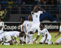 Ghana 1 – 1 Congo