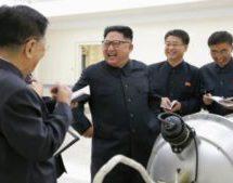 Kim Jong-un accused of begging for war