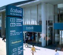 Ecobank sacks 181 staff