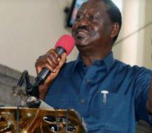 Odinga rejects re-run date