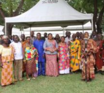Abbam and Adetem elders grateful to First Lady for clinic