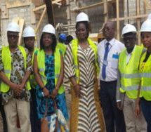 MTN builds 40-bed maternity block for Tema General Hospital