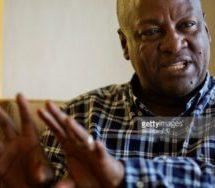 NDC's school not to brainwash anybody – Mahama