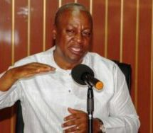 NDC not against private businesses – Mahama