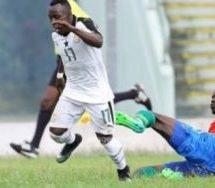 Black Stars B snatch late-winner against Gambia