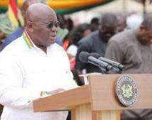 Free SHS will not fail – Akufo-Addo