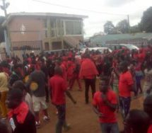 'Ye bre' demo: 10 miners arrested