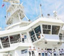 New research fishing vessel arrives in Ghana