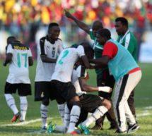WAFU: Ghana 2-0 Guinea