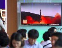 N Korea fires second missile over Japan