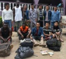 Chinese re-arrested for engaging in galamsey