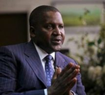 Dangote joins race for South African cement firm
