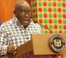 I'm serious about nat'l ID project – Akufo-Addo