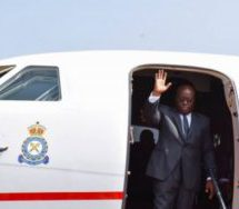 Akufo-Addo leaves for UN Gen. Assembly