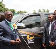 GCB donates vehicle to KNUST Business School