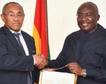 Gov't won't interfere in football – Bawumia