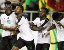 Ghana beats Nigeria to lift WAFU Cup