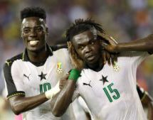Ghana is proud of you: Bawumia to Black Stars