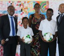 """CAF, GFA endorse """"Boots for Charity"""" campaign"""