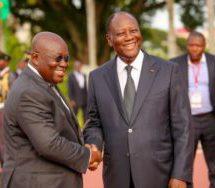 Akufo-Addo, Ivorian delegation meet over ITLOS ruling