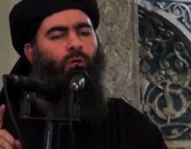 IS post new tape of leader Baghdadi