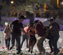 Mass casualties in Las Vegas shooting