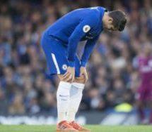 Chelsea lose Morata to hamstring injury