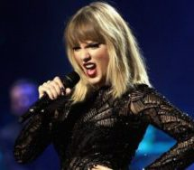Taylor Swift leads MTV EMA nominations